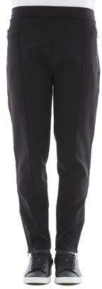 Neil Barrett Men's Black Polyamide Pants.