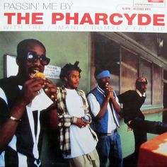 THE PHARCYDE / PASSIN' ME BY [USED 12inch]