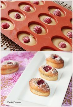 framboise amande nutella Moelleux framboise amande nutellaL'Amande L'Amande, founded in is an Italian company that manufactures Marseille soap. It is now one of the oldest soap brands in the Desserts With Biscuits, Mini Desserts, Delicious Desserts, Yummy Food, Nutella, Sweet Recipes, Cake Recipes, Dessert Recipes, Thermomix Desserts