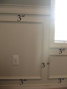 Wainscoting...good to know