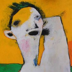https://flic.kr/p/cnM65J   hand behind the head II   pastelli a olio e a cera su cartoncino. giu 2012