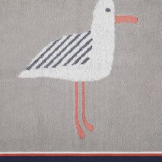 Seagull Towel John Lewis. I am getting one of these tomorrow!