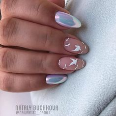 The pink nail art design can highlight the soft and sweet temperament of women.Pink nail art designs can be used in almost all occasions, not unassuming, but without losing grace. Neon Nails, Yellow Nails, Purple Nails, Winter Nails, Spring Nails, Animal Nail Art, Pink Nail Art, White Nail Designs, Rose Gold Nails
