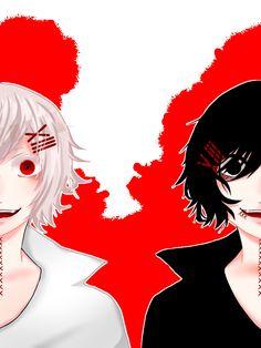 Suzuya twins @DaraenSuzu