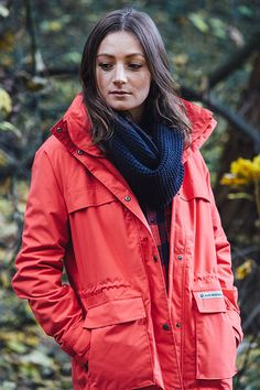 Keeping you dry whereever you go: Our Rainy Days jacket #athomeoutdoors