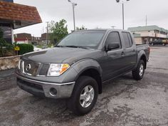 2008 Nissan Frontier 4WD Crew Cab SWB Automatic LE - Click to see full-size photo viewer