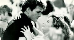 """""""Dirty Dancing"""" premiered on this day, 27 years ago. The movie was not supposed to be successful. Patrick Swayze and Jennifer Grey apparently hated ea From Funnycrazyfacts Dirty Dancing, Dancing Baby, 80s Movies, Great Movies, Movie Tv, Patrick Swayze, Movies Showing, Movies And Tv Shows, Jennifer Grey"""