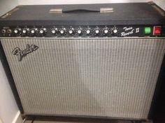 Fender Twin Reverb Guitar Amp Combo