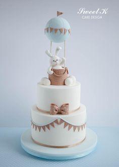 Baby Bunny Cake