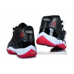"new styles 7c220 d8ee3 Girls Air Jordan 11 ""Bred"" For Sale Top Deals HihMQ"