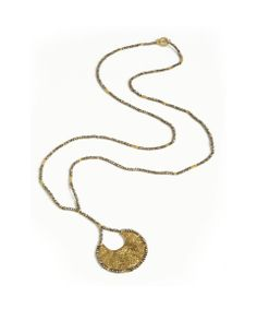 Gold Alchemy Necklace, Annoushka. Shop the latest necklaces from the Annoushka collection online at Liberty.co.uk