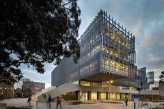 Melbourne School of Design John Wardle 2015 National Architecture Awards Australia
