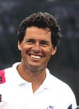 Deaths Today In Sports History: 1996 - Tim Gullikson, tennis coach and player, the effervescent tennis coach who helped transform Pete Sampras from an introverted prodigy to a genuine candidate to become the greatest champion to play the sport, died at 44. Inoperable brain cancer had been diagnosed in Gullikson in January 1995. His family said he died at home in Wheaton, Ill.  keepinitrealsports.tumblr.com  keepinitrealsports.wordpress.com