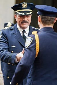 Tom Selleck the uniform makes him even hotter if that's possible.