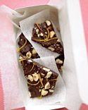 We make the cookies and cream bark every year for Christmas. Great gift for the neighbors!