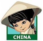 China Fun Patch. Why not add a China Fun Patch to your adventure into the country of China and it's chopsticks, Chinese Junks, The Great Wall, Samauri and Budda along with other items of interest. China is not a member of WAGGGS but Hong Kong, which is technically part of China is. Check with your Service Unit if your troop chose China for a Service Unit World Thinking Day or International celebration. Fun patch available at MakingFriends®.com