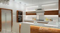 Soczyste Mareno: styl , w kategorii Kuchnia zaprojektowany przez Home Atelier
