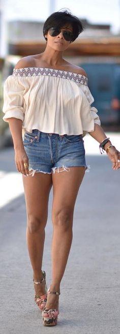 Summer Fashion // Clothnig by @windsorstore // Fashion Look by kyrzayda_