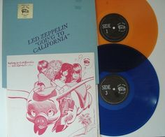 led zeppelin st valentine's day massacre 1975 - concerts radios and led zeppelin on pinterest