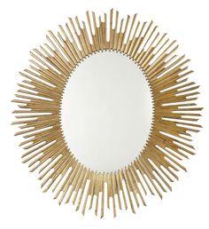 Oval Mirror | Bernhardt