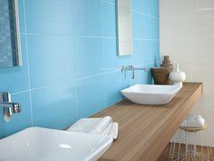 Fiesta - Ceramic wall tiles for bathroom