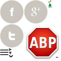 http://www.adblockplus.org/ Det virker bar' fin'