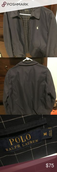 Polo Jacket Wore twice, fits very well. To small for me Polo by Ralph Lauren Jackets & Coats Lightweight & Shirt Jackets