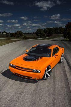 Challenger Shaker - 2014 Dodge Challenger