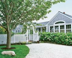 Cool, Calm & Creative, Traditional Home, Nantucket