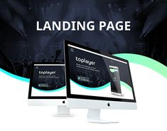 """Check out new work on my @Behance portfolio: """"Landing page 01 UI/UX"""" http://be.net/gallery/63943275/Landing-page-01-UIUX"""