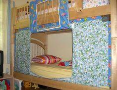 bunkbed tent
