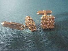 Stunning Vintage Tifany Co Belgium 18 KT Cuflinks | eBay