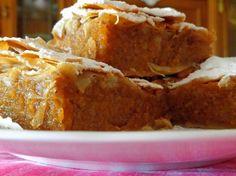 ΓΛΥΚΙΑ ΚΟΛΟΚΥΘΟΠΙΤΑ μέ ΚΑΣΤΑΝΗ ΖΑΧΑΡΗ - Daddy-Cool.gr Greek Desserts, Greek Recipes, Banana Bread, French Toast, Bakery, Recipies, Cheesecake, Deserts, Muffin