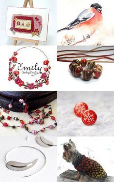 ♥ by Elena Novikova on Etsy--Pinned with TreasuryPin.com