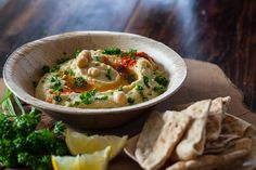 Healthy Hummus Recipe on Yummly