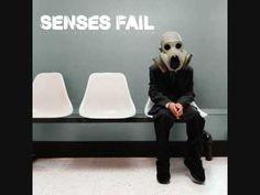 Senses Fail - Map the Streets