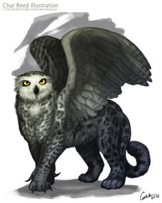 Finally found the right combination! Now to address the small head, wings, improper front feet, and overall stance. gryphon | Mountain Gryphon