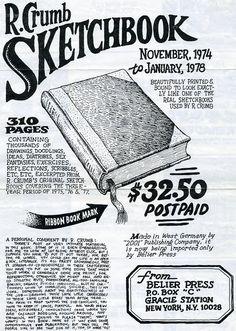 Sketchbook '74 - '78