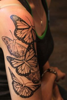 Butterfly Sleeve: needs some color