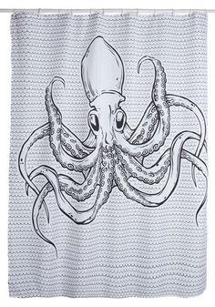 Sea Creations Shower Curtain, #ModCloth