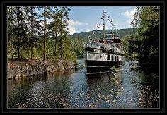 Bilderesultat for telemarkskanalen bilder Norway, Pictures