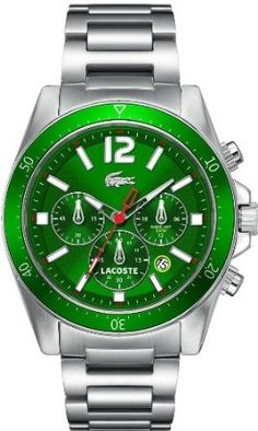 LACOSTE SEATTLE Chronograph for Her Solid Case