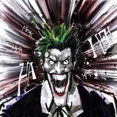 Joker by Joel Gomez
