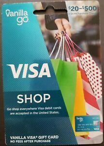 Vanilla Go Gift Card Mastercard Gift Card Prepaid Visa Card Visa Debit Card