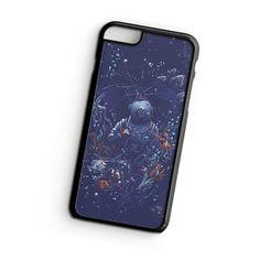 Umberella Diver At Floor Sea iPhone   ^ Materials : Plastic, Rubber  ^ Colors : Black, White, Transparent #iPhone #iPhone6S #iPhoneCase #iPhone6SCase #phoneCase #mobileCase #ariesand #ariesandCase
