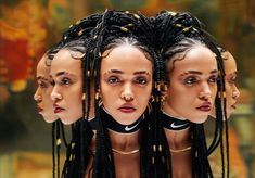 David Uzochukwu: The 17-Year-Old Photographer Shooting Nike x FKA Twigs