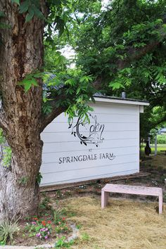 Eden East at Springdale Farm    Brunch​: Sunday, 11AM - 2PM  ​  ​​Dinner Service​: Friday & Saturday, 6 - 10PM​​​​​​​