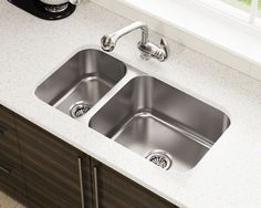our stainless steel kitchen sinks are fully insulated with sound dampening pads scheduled via