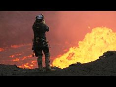 Kamikaze Drones Are Dropped Into the Mouth of a Volcano, and the Footage Is Awesome | TakePart