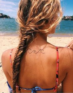 Tattoos waves